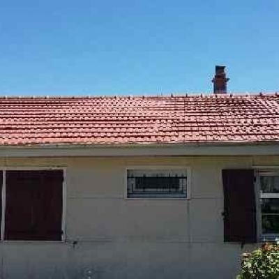 Rénovation maison individuelle en tuiles