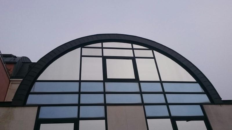 Rive en zinc sur immeuble toiture en arrondie couvreur - Le petit zinc rouen ...
